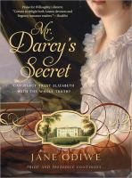 Mr. Darcy's Secret
