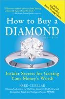 How to Buy A Diamond