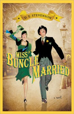 Miss Buncle Married cover