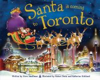 Santa Is Coming to Toronto