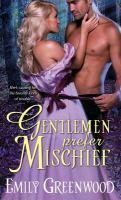 Gentlemen Prefer Mischief