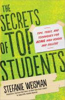 Image: The Secrets of Top Students