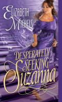 Desperately Seeking Suzanna