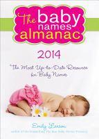 The Baby Names Almanac, 2014