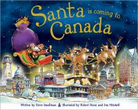 Santa Is Coming to Canada