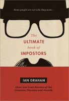 The Ultimate Book of Impostors