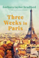 Three Weeks in Paris