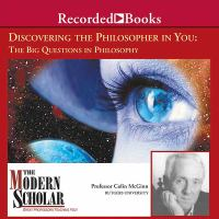 Discovering the Philosopher in You