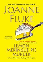 Lemon Meringue Pie Murder