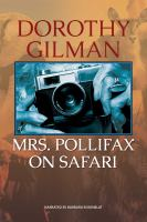 Mrs. Pollifax on Safari