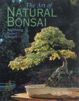 The Art of Natural Bonsai