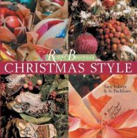 Ruby & Begonia's Christmas Style