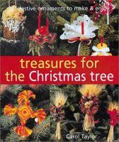Treasures for the Christmas Tree