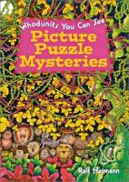 Picture Puzzle Mysteries