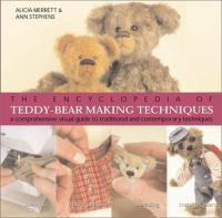 The Complete Book of Teddy Bear Making Techniques