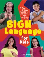 Sign Language for Kids