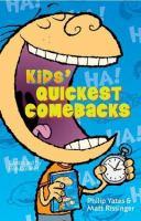 Kids' Quickiest Comebacks