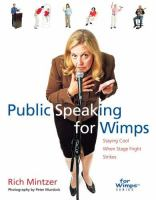 Public Speaking for Wimps