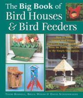 Big Book of Bird Houses & Bird Feeders