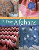 The 7-day Afghan Book