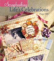 Scrapbooking Life's Celebrations