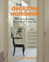 The Declutter Workbook
