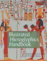 Illustrated Hieroglyphics Handbook
