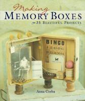 Making Memory Boxes
