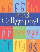 1-2-3 Calligraphy!