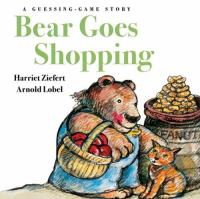 Bear Goes Shopping