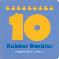 10 Rubber Duckies