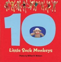 10 Little Sock Monkies