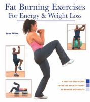 Fat Burning Exercises for Energy & Weight Loss