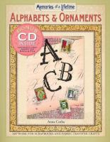 Alphabets & Ornaments