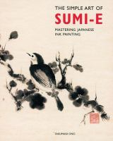 The Simple Art of Sumi-e