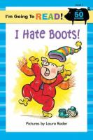 I Hate Boots