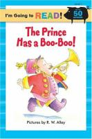 The Prince Has A Boo-boo!