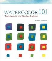 Watercolor 101