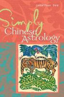 Simply Chinese Astrology