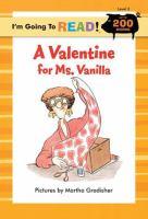 A Valentine For Ms. Vanilla