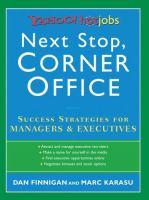 Next Stop, Corner Office