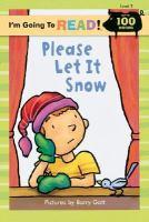 Please Let It Snow