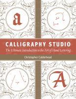 Calligraphy Studio