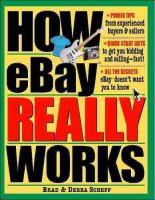 How EBay Really Works