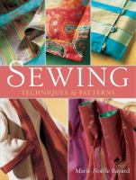 Sewing Techniques and Patterns