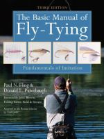 The Basic Manual of Fly-tying