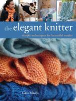 The Elegant Knitter