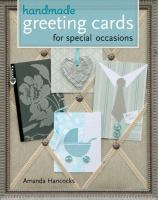 Handmade Greeting Cards for Special Occassions