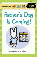 Father's Day Is Coming!