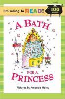 A Bath for A Princess